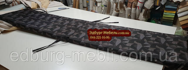 Подушка для подоконника складная