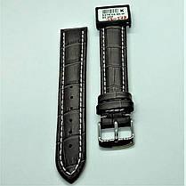 20 мм Кожаный Ремешок для часов CONDOR 337.20.02 Коричневый Ремешок на часы из Натуральной кожи, фото 2