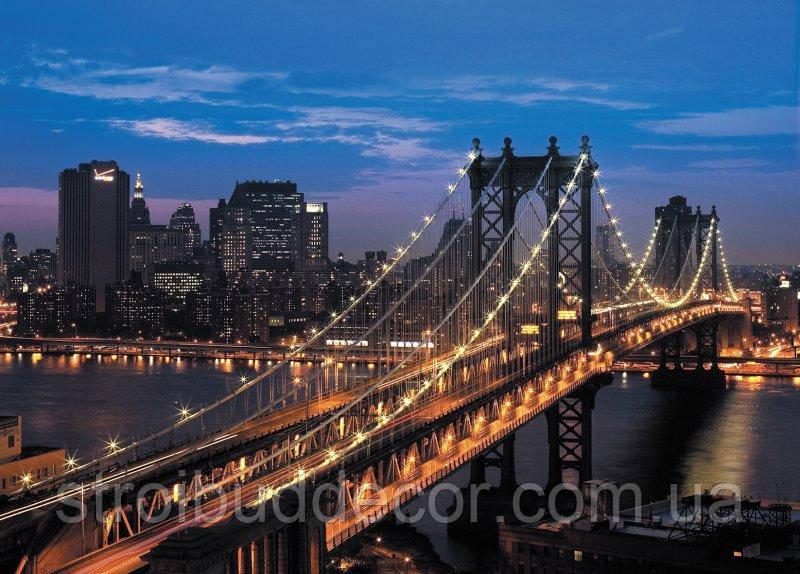 Фотообои Ролес Манхеттенский мост 140х196 8 листов