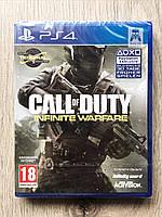 Call of Duty Infinite Warfare (англ.) PS4