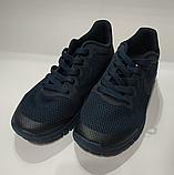 Кроссовки Nike(размер 36-37) женские сетка серые, черные, синие, фото 3