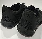 Кроссовки Nike(размер 36-37) женские сетка серые, черные, синие, фото 7