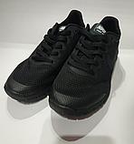 Кроссовки Nike(размер 36-37) женские сетка серые, черные, синие, фото 4
