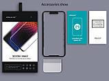 Nillkin Huawei P40 Pro/ P40 Pro+ 3D DS+MAX Series Black Захисне Скло, фото 7