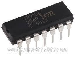 Микросхема IR2156PBF IR2156 2156 600V 0.5A DIP-14