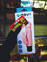 Мультискоростной вибратор a-toys