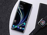 Nillkin Oneplus 8 Pro 3D DS+MAX Series Black Захисне Скло, фото 5