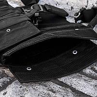 Плитоноска (Plate Carrier) BLACK, фото 6