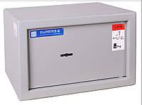 Мебельный сейф Паритет-К модель L 17 K. Сейф для хранения документов и ценностей в квартире, офисе