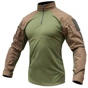 Рубашка UBACS тактическая ANTITERROR II COYOTE