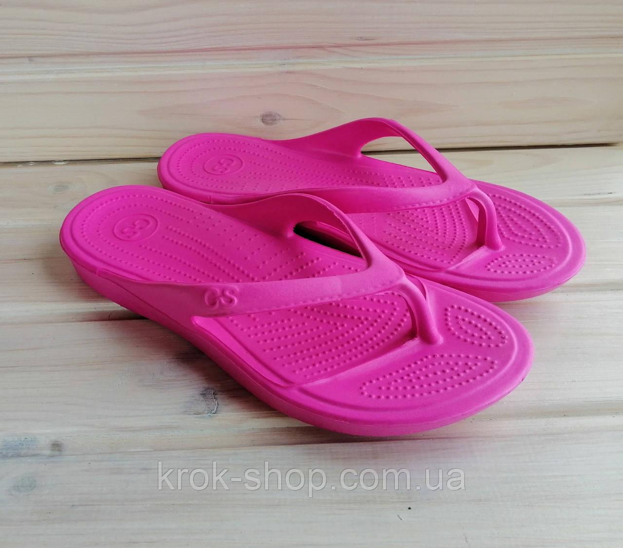 Вьетнамки женские пляжные ЭВА пенка Гипанис оптом