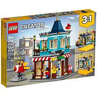 Конструктор LEGO Creator Городской магазин игрушек 554 детали (31105)