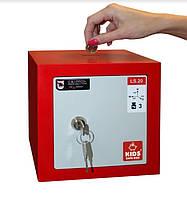 Сейф-копилка Griffon LS.20.K, оригинальный сейф-подарок для детей и взрослых