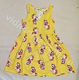 Дитяча сукня H&M Єдиноріг на зріст 134-140 см, фото 3