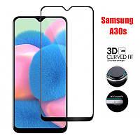 Защитное стекло ProGlass 3D 0,33mm для Samsung Galaxy A30s A307F (самсунг а30с)