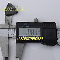 Пластина 02114-100612 Т15К6 твердосплавная сменная ГОСТ 19048-80
