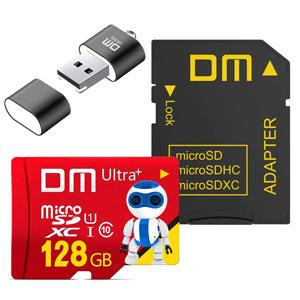 micro_SD_карта_памяти_32_64_128_гб_юсб_картридер_адаптер_переходник