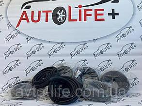 Уплотнитель боковых и задних дверей Renault Master / Opel Movano Уплотнитель Рено Мастер Опель Мовано
