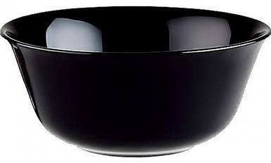 Салатник круглый Luminarc Carine 12 см Black H4998