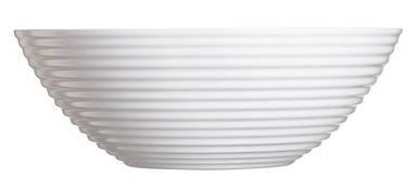 Салатник круглый белый Luminarc HARENA 270 мм L2970