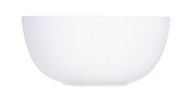 Салатник Luminarc Diwali 180 мм круглый белый L4604