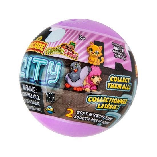 Игрушка-сюрприз в шарике Домашние питомцы ORB Arcade