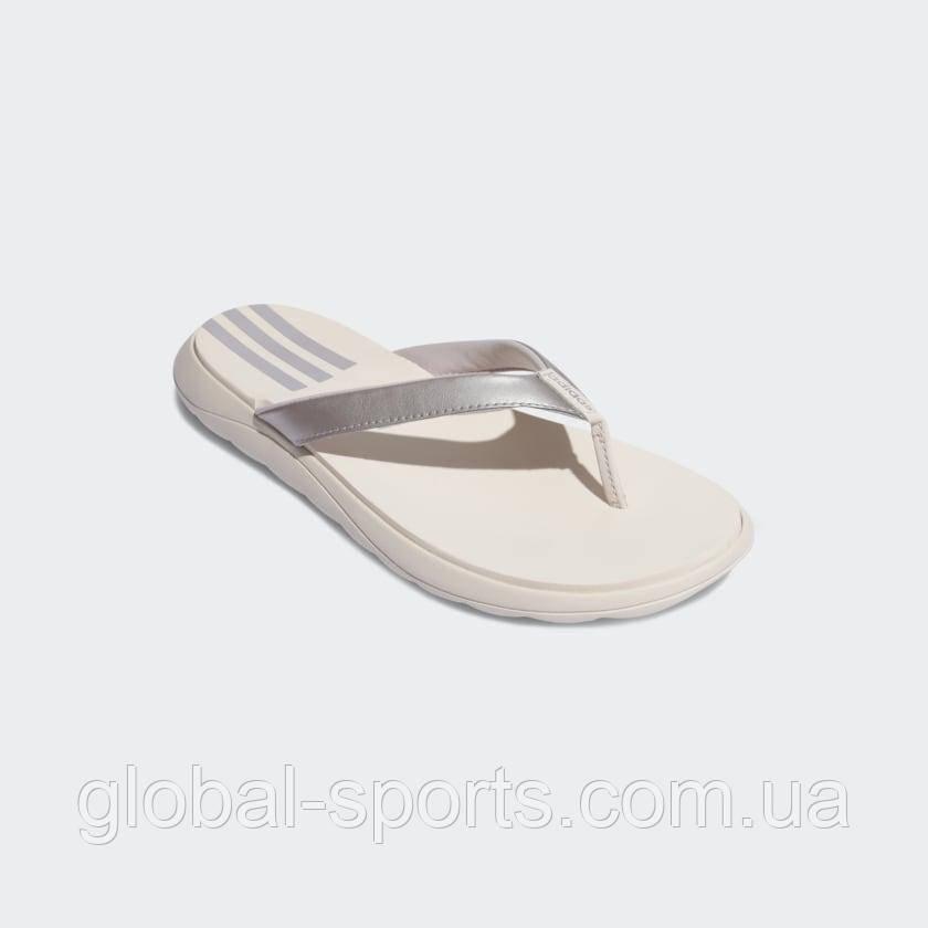 Женские вьетнамки  Adidas Comfort Flip Flop W(Артикул:EG2057)