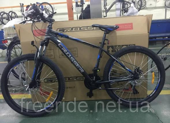 Горный велосипед Crosser Rally 29 (18), фото 2