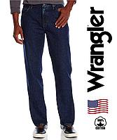 Джинсы Wrangler®(США)/ W34xL32 /100% хлопок/Оригинал из США