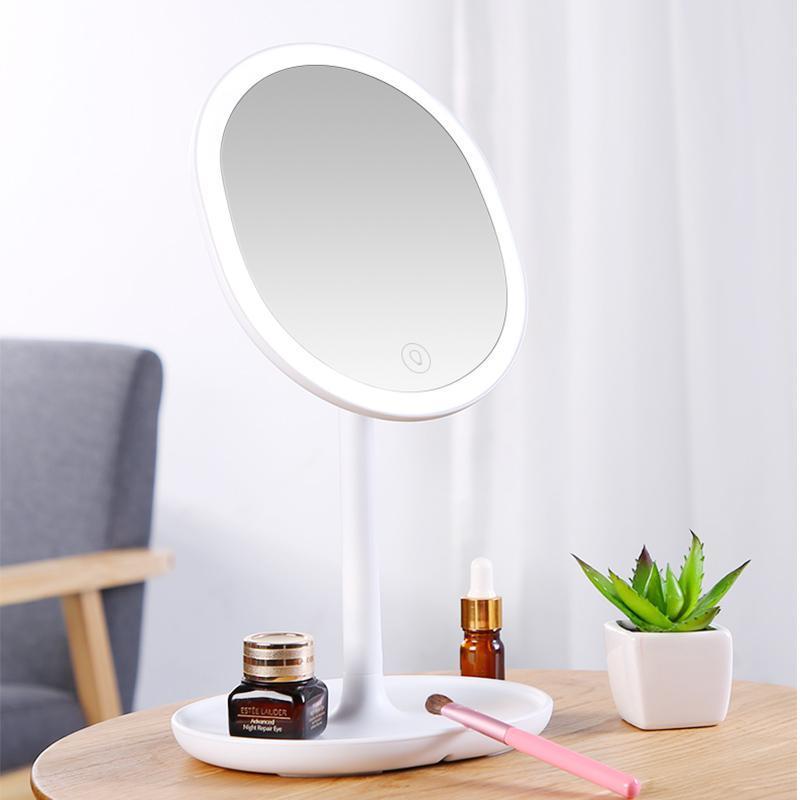 Дзеркало косметичне JOYROOM JR-CY268 Beauty series Білий (JR-CY268)