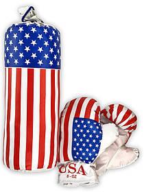 """Боксерский набор """"Америка малый"""