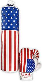 """Боксерский набор """"Америка средний"""
