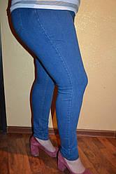 Женские брючки под джинсы    больших размеров
