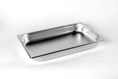 Гастроємність нержавіюча Brillis GN 1/1 - 65 mm