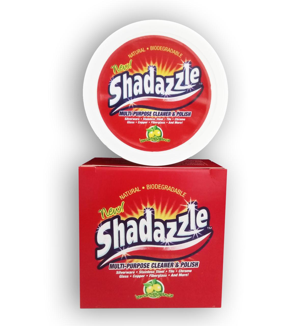 Shadazzle - Засіб для чищення салону, кузова, дисків (Шадазл)