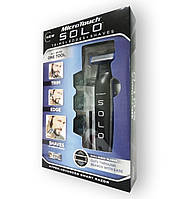 Тример для чоловіків для гоління і стрижки волосся MICRO TOUCH SOLO