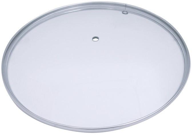 Крышка стеклянная для посуды EMPIRE (Индия) 280