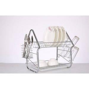 Сушилка для посуды Bohmann BH 7335-43 (52х32х38см)
