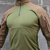 Рубашка UBACS тактическая ANTITERROR II COYOTE, фото 4