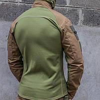 Рубашка UBACS тактическая ANTITERROR II COYOTE, фото 7