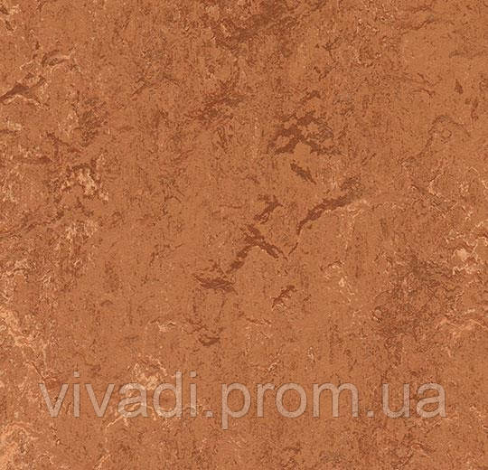 Marmoleum real - rust