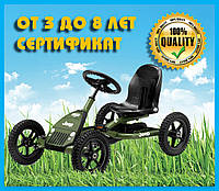 Веломобиль BERG Jeep Junior Pedal Go-kart, фото 1