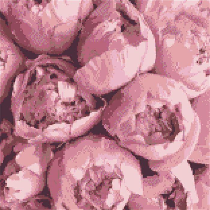 Алмазна вишивка - Весняні емоції (АМ6012) 40*40