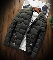 Мужская весенняя куртка. Модель 61858, фото 9