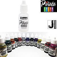 """Спиртові чорнило """"Jacquard Pinata"""" пр-во США, основний білий 15 мл, 1030 White"""