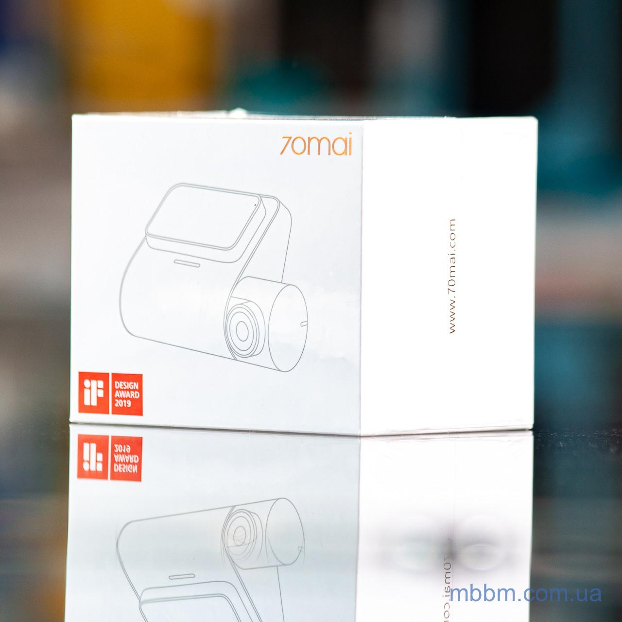 Видеорегистратор Xiaomi 70mai Dash Cam Lite Поддержка WDR (расширенный динамический диапазон)