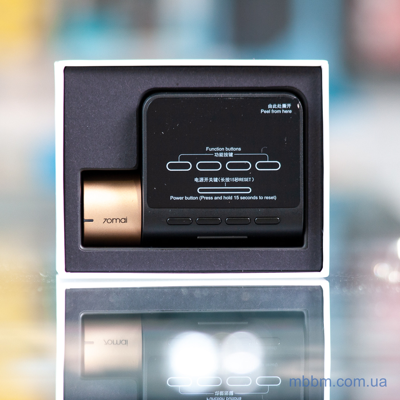 Xiaomi 70mai Dash Cam Lite Поддержка WDR (расширенный динамический диапазон) До 64 ГБ Sony IMX 307