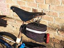 Вело сумка бардачок под седло