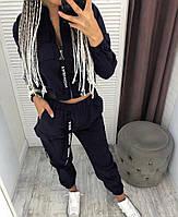 Женский стильный костюм в расцветках,спортивный костюм., фото 1