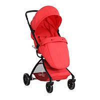 Детская коляска красная Lorelli Sport от 6 месяцев